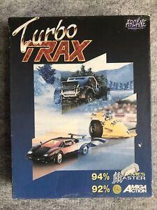 Turbo Trax : Commodore Amiga System : Arcane Software : VGC