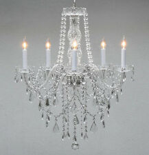 Authentic All Crystal Chandelier Chandeliers Lighting H30