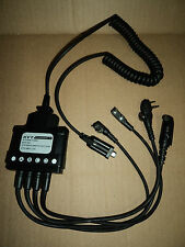 Hytera Compatible UNIVERSAL PROGRAMMING Cable PC08 HYT 780 700 610 508 MD652 PD