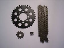 SUZUKI DR125 DR 125 NEW 16/53 SPROCKET & CHAIN SET  1986 1987 1988