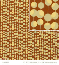 Amy Butler Midwest Modern Martini Brown Quilt Fabric BHY