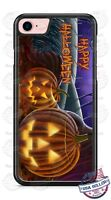 Happy Halloween Spooky Pumpkins Phone Case for iPhone Samsung LG Google etc