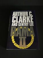 FIRST EDITION 1989, AS NEW, SIGNED BY ARTHUR C. CLARKE Rama 11, Clarke / Lee