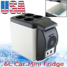 New ListingUsa Portable Car Refrigerator Fridge Cooler Warmer Freezer Camping Durable Ups