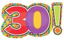 Palloncini irregolare compleanno adulto per feste e party