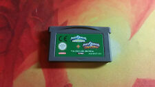 POWER RANGERS TIME FORCE + NINJA STORM GAME BOY ADVANCE COMBINED SHIPPING