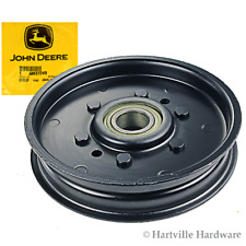 John Deere Original Equipment Mower Deck Flat Idler Pulley #Am37249