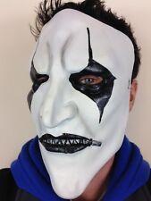 Jim Root Style Slipknot Latex Fancy Party Heavy Metal Halloween Jester James