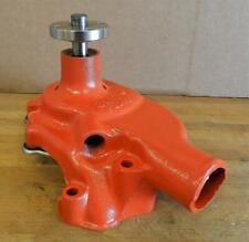 1962-64 Chevrolet Corvette Impala 283 327 V8 rebuilt water pump 3782608 NO DATE