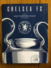More details for official winners special edition uefa champions league final programme 2021