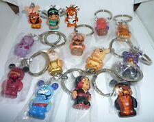 Disney Aladdin Jr. Series Vinylmation ( Set of 14 ) Includes Chaser's & Keychain
