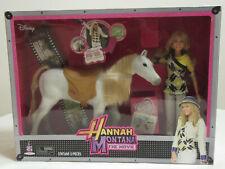 DISNEY  VINTAGE HANNAH MONTANA THE MOVIE HORSE & DOLL MIB SEALED