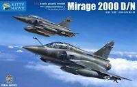 Kitty Hawk KH32022 1/32 Mirage 2000D/N Model Building Kit, NEW