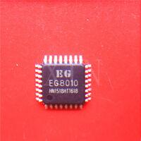 10PCS EG8010 QFP NEW