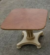 Henredon French Influence End Table Price is Each, 2 Available