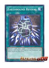 YUGIOH x 3 Earthbound Revival - LC5D-EN156 - Common - 1st Edition Near Mint