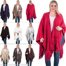 Tassels Wool Scarves & Wraps for Women