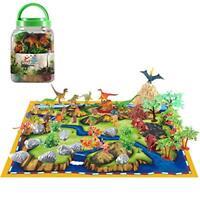 50 Piece Dinosaur Play Set: Ultimate Educational