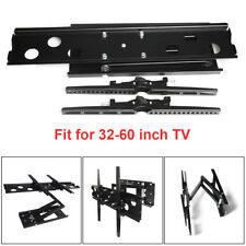 Plsama Slim Tilt Swivel TV wall mount Kit 32 40 42 46 48 50 52 55 60 inch 3D AU