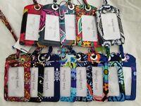 New! Vera Bradley Luggage Tag - You Choose Pattern - Free Shipping