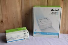 iRobot Braava Jet 245 Automatic Mopping Robot B245020 White New Sealed