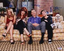 REPRINT - MARRIED WITH CHILDREN Cast Autographed Signed 8 x 10 Photo Poster RP