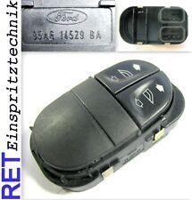 Schalter Schalterkonsole Fensterheber 95AG14529BA Ford Escort original