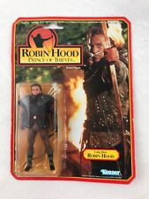 1991 Robin Hood Long Bow Robin Hood Action Figure Kenner, NEW MOC, Kevin Costner