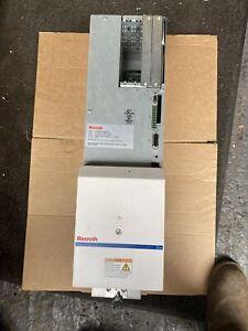 REXROTH Indramat Servo Drive Single Axis 200AMP HDS04.2-W200N-HA01-01-FW