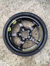 OEM Mercedes W203 Space Master Spare Wheel Rim Tire 165-15 89P #2034012002