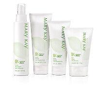 Mary Kay Botanical Effects Set Formula 2 Cleanse, Mask & Freshen, Hydrate