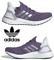Adidas Ultraboost 20 Running Shoes Women's Casual Sneakers Athletic Purple