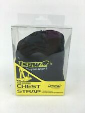 ISAW CHEST STRAP; UNIVERSAL; COMPATIBLE WITH GOPRO; ADJUSTABLE