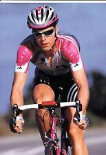 CYCLISME carte cycliste DANILO HONDO équipe TEAM DEUTSCHE TELEKOM