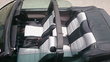 VW GOLF 3 CABRIO mesure Sitzbezüge Cuir Sitzbezüge Cuir Housse De Siège Housses