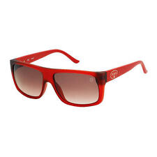Gafas de sol de mujer rojo