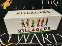 Villagers Card Game - Sinister Fish Games (Genuine Sealed)