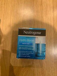 Neutrogena Hydro Boost Gel Cream Moisturiser with Hyaluronic Acid for dry skin