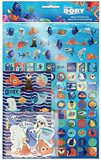 FINDING DORY Stickers Mega Pack - Over 150 Stickers - Join Dory, Nemo & Friends