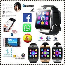 Smartwatch Reloj Inteligente Smart Watch Q18 para Android IOS Bluetooth Samsung