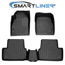 Smartliner Floor Mats For 11-15 Chevrolet Cruze16 Chevrolet Cruze Limited (Fits: Chevrolet)