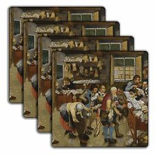 Wooden Country Coasters