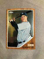 2011 Chrome Heritage MARK TEIXEIRA 1625/1962 New York Yankees *MR30