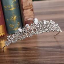 Crystal Pearl Bridal Hair Jewelry Bride Headbands Wedding Hair Accessories