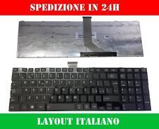 KEYBOARD FOR TOSHIBA 0KN0-C31IT12 13E411308548M MP-11B56I0-528A ITALIAN