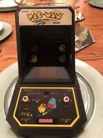 Vintage 1981 Coleco Pac-Man TableTop Mini Arcade Video Game - Pac Man -Midway