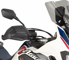 GIVI HP1144 HAND GUARDS  PROTECTORS pair BLACK Honda CRF1000 AFRICA TWIN 2016 17