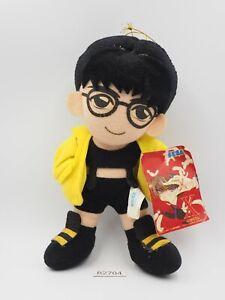 """X Clamp B2704 Satsuki Yatouji SEGA 1996 Plush 8"""" TAG Stuffed Toy Doll Japan"""
