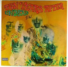 "12"" LP - Ten Years After - Undead - A3825 - washed & cleaned"