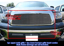 Fits Toyota Tundra Billet Grille Combo 07-09